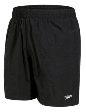 Speedo Solid Leisure Swim Short Black
