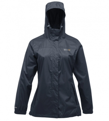 Women's Pack-It Waterproof Jacket Midnight