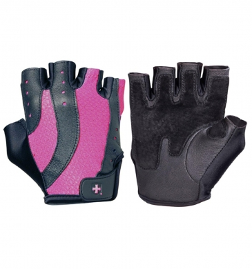 Harbinger Women's Pro Training Gloves Pink