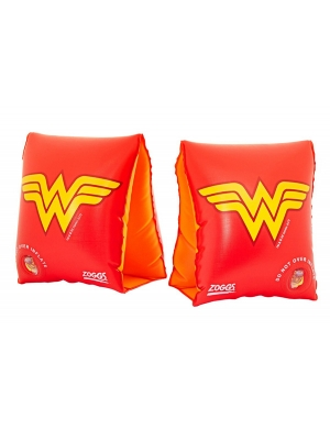 Zoggs Wonder Woman Armbands (2 - 6 years)