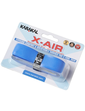 Karakal X-Air Replacement Grip Blue