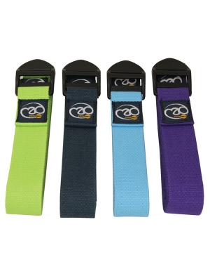 Fitness-Mad Standard Yoga Belt 2M (Assorted Colours)