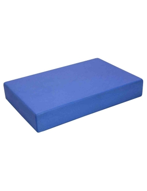 Fitness-Mad Full Yoga Block Blue
