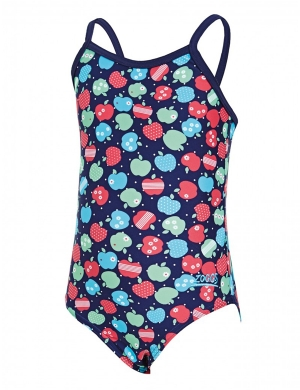 Zoggs Appletizer Yaroomba Swimsuit (2-6yrs)