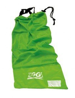 Zoggs Aqua Sports Carry All Mesh Bag Lime Green