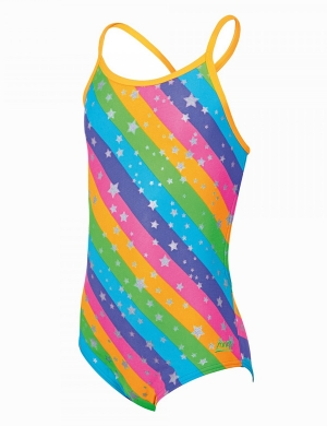 Zoggs Fairy Bella Swimsuit (6-15yrs)
