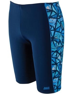 Zoggs Men's Geo Sport Spliced Jammer