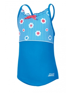 Zoggs Holiday Classicback Swimsuit (2-6yrs)