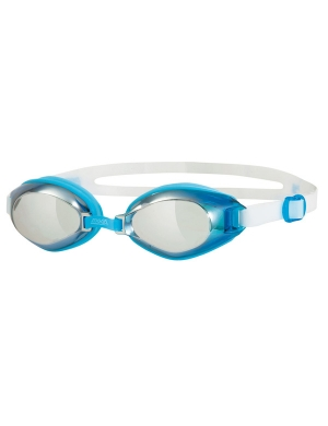 Zoggs Zena Woman Mirrored Lens Blue