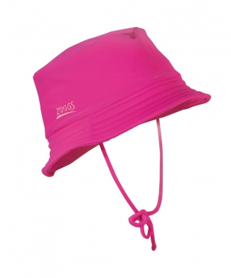 Zoggs Girls Lily Bucket Sun Hat (1 - 6yrs)