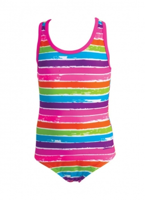 Zoggs Sunshine Actionback Swimsuit (5 years)