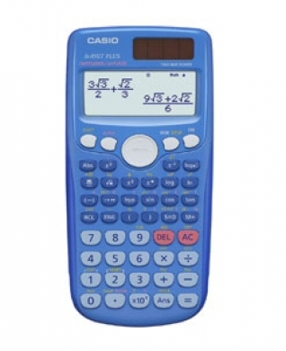 Casio Scientific Calculator FX-85GT PLUS Blue