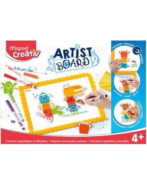 Maped Creativ Artist Board - Monster Creations