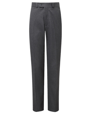 Aspire Boys Slimfit Suit Trouser Grey