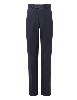 Aspire Boys Slimfit Suit Trouser Navy