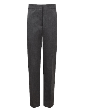 Aspire Girls Slimfit Suit Trouser Grey