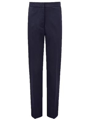 Aspire Girls Slimfit Suit Trouser Navy
