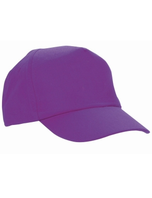 Baseball Cap Purple