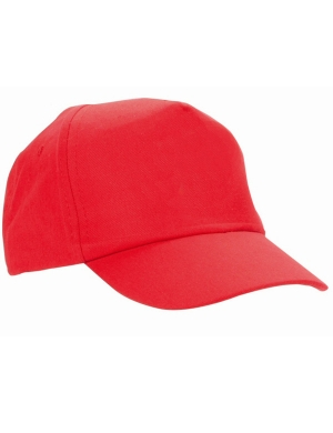 Baseball Cap Red