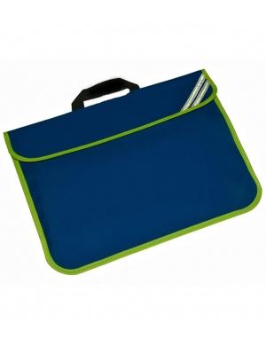 Bookbag BBHV09 Hi-Viz Royal
