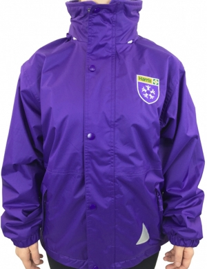 Harris Primary Academy Benson Reversible Jacket