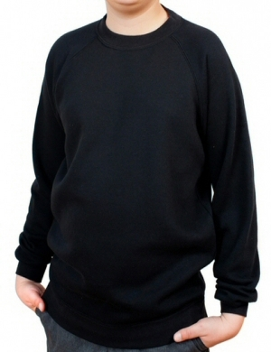 Woodbank Sweatshirt Black