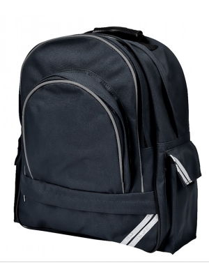Senior Backpack BP04 Black STD