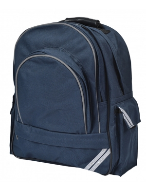 Senior Backpack BP04 Navy STD