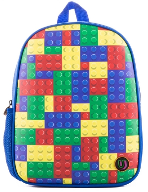 Urban Junk Brick It Mini Backpack