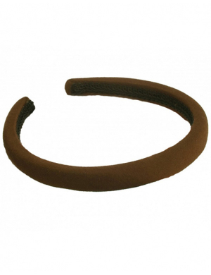 Hairband Brown (Jersey)