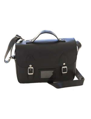 Cool Gear Satchel Lunch Cool Bag Black