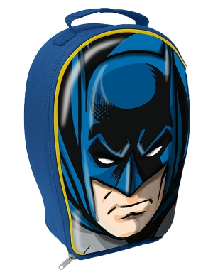 Batman 3D Lunch Bag