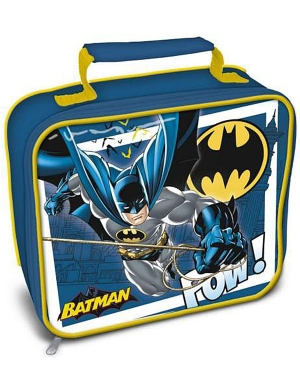 Batman Rectangle Lunch Bag