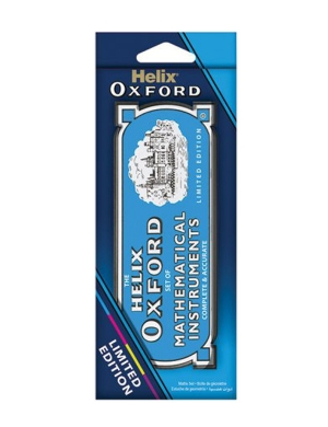 Oxford Limited Edition Maths Set - Blue