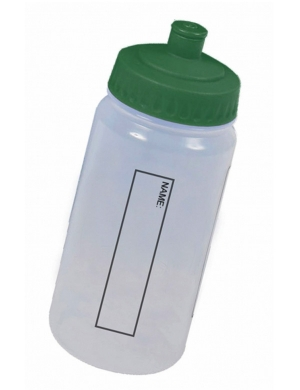 WB13 Drink Bottle with Dust Cap 500ml Bottle Green