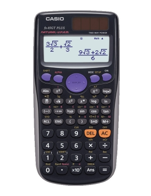 Casio FX-85GT PLUS Scientific Calculator Black