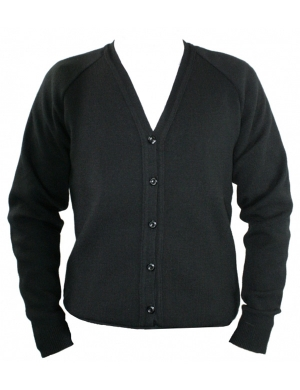 Courtelle Cardigan Black
