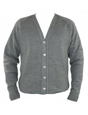 Courtelle Cardigan Grey