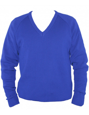 Courtelle Pullover Royal