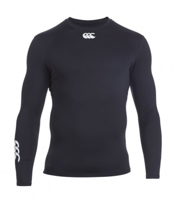 Canterbury Men's Cold Baselayer Top Black