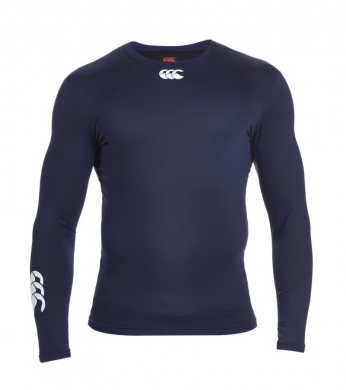 Canterbury Men's Cold Baselayer Top Navy