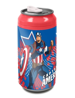 Captain America Can 12oz