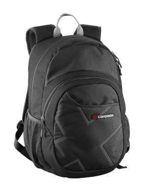 Caribee Deep Blue Backpack Black