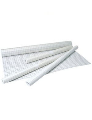 Clearseal Transparent Self- Adhesive Covering 33cm x 1m