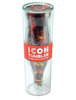 Cool Gear Coca-Cola Icon Tumbler 14oz