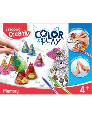 Maped Creativ Color Play - Memory Game