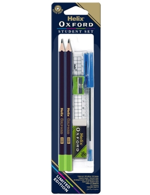 Oxford Colours Student Set Green