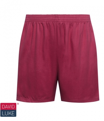 David Luke DL17 Short Maroon
