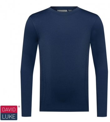 David Luke DL900 Baselayer Top Navy