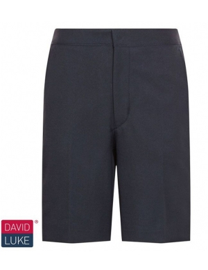 David Luke DL947 Bermuda Junior Boys Short Navy